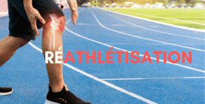Réathlétisation : entre rééducation et préparation physique