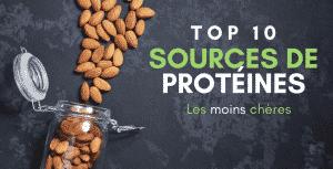 Protéine pas cher