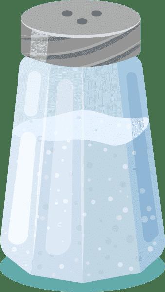 Sel de table - chlorure de sodium